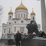 Moscow. December 2010